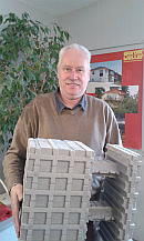 Bauherrenberater Rolf Riedenberger